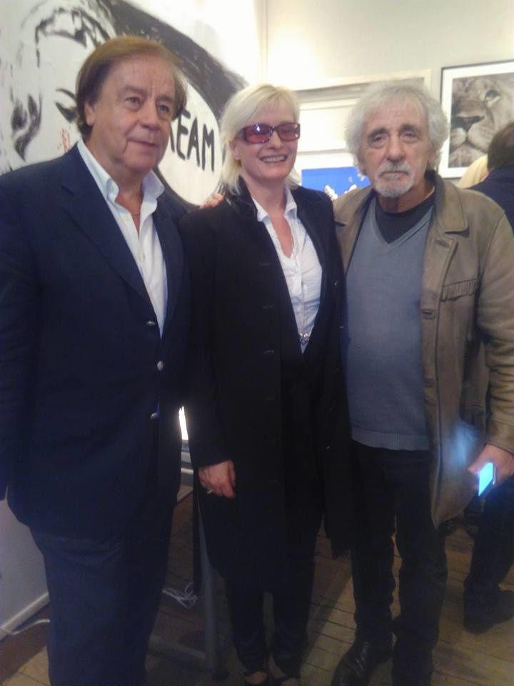 Brigitte Bardot...Soirée exceptionnelle étude Rossini...