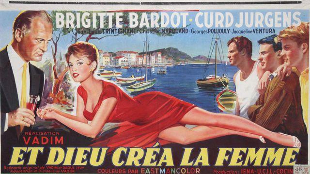 Et Vadim créa Bardot