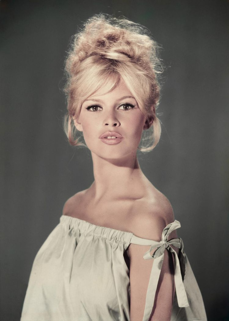Brigitte Bardot en 1960. (Photo Hulton Archive. Getty images)