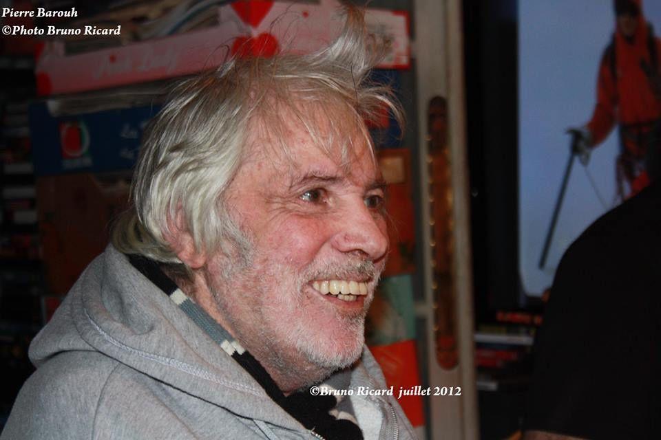 Pierre Barouh...Adieu l'ami...Les paroles d'«Un homme et une femme», c'était lui...Pierre Barouh est mort