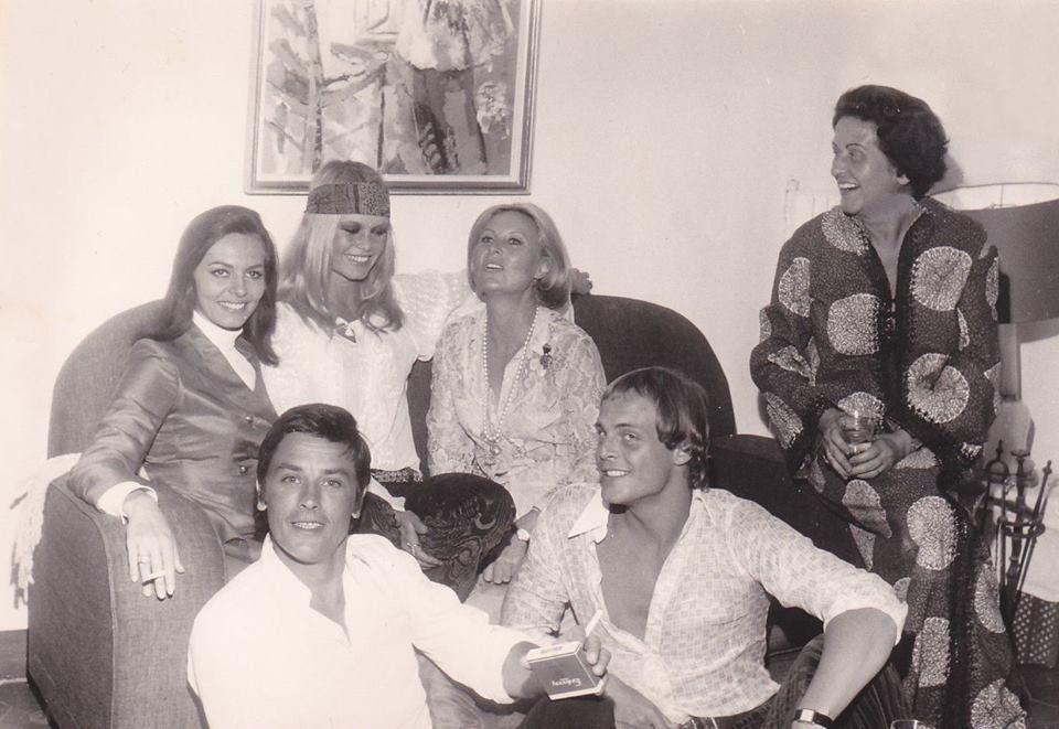 Brigitte Bardot...en photo..raretés !