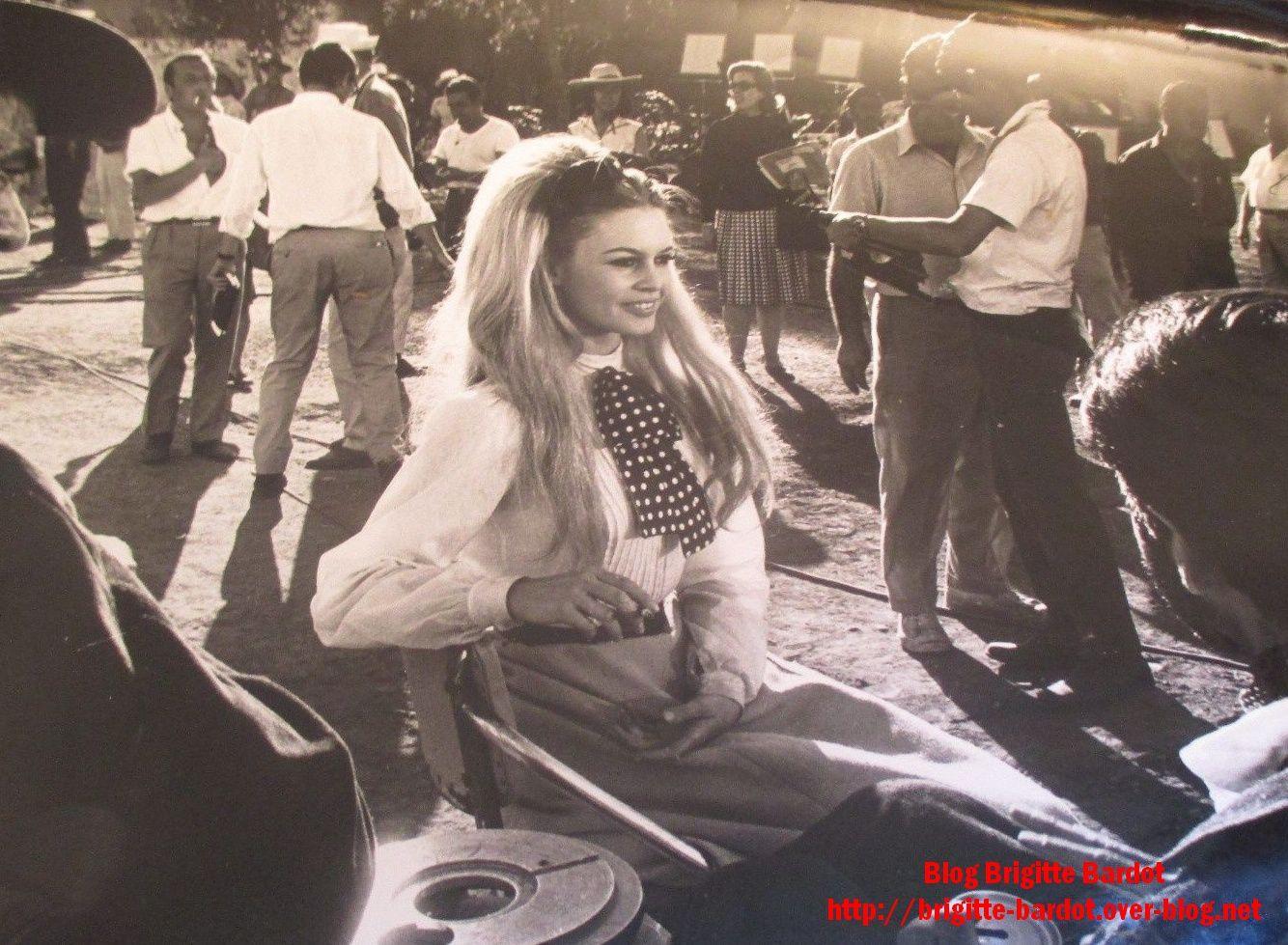 Brigitte Bardot &quot&#x3B;Rares clichés&quot&#x3B;...