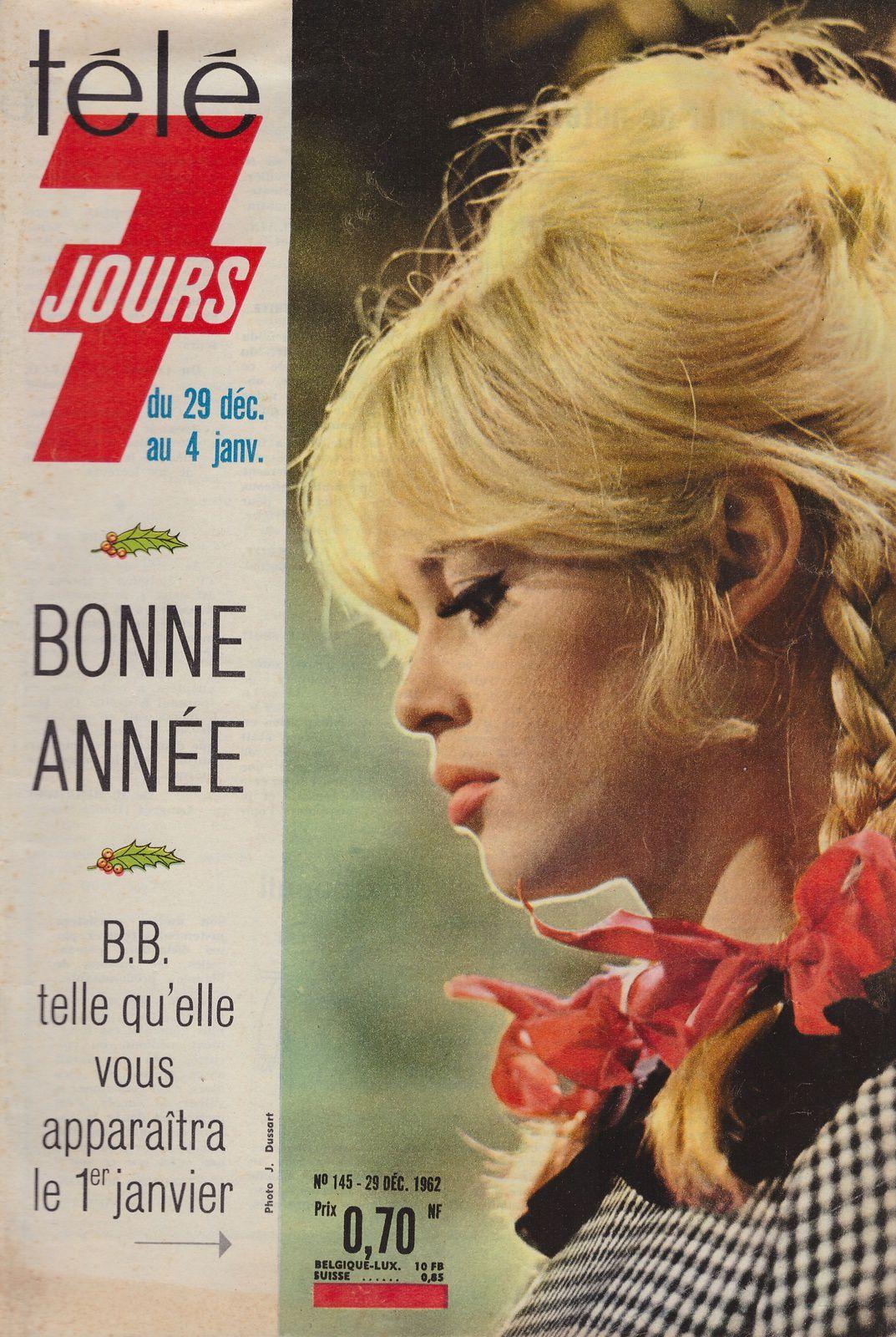 Brigitte Bardot : Nouveautés dans mes collections...suite (3)