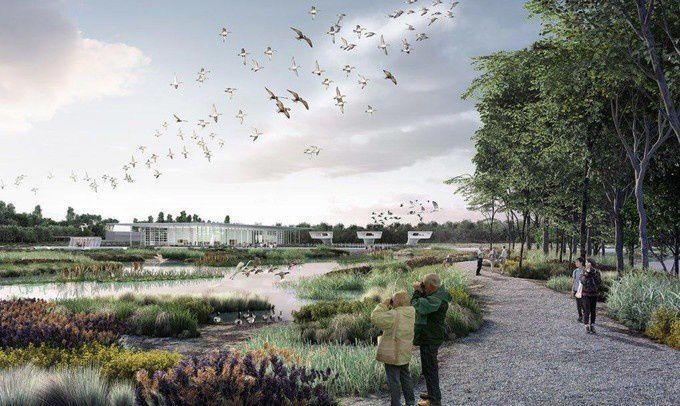 La Chine construit un aéroport pour les oiseaux !