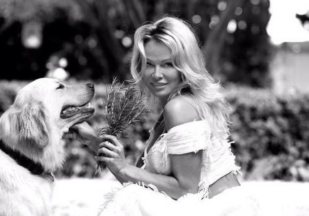 Pamela Anderson ©Instagram/Pamela Anderson