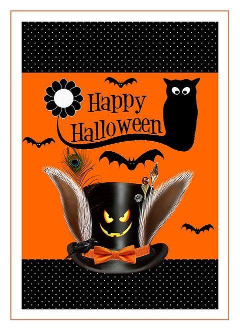 Carte halloween 2016