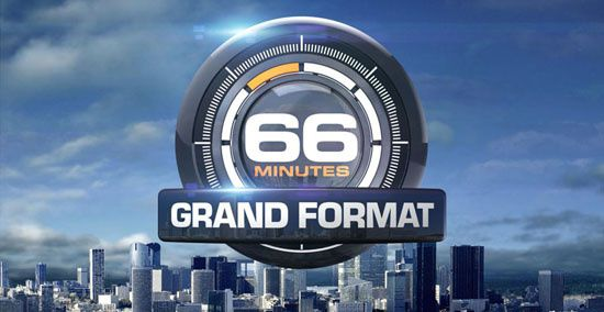 Audience : record pour 66 Minutes grand format.