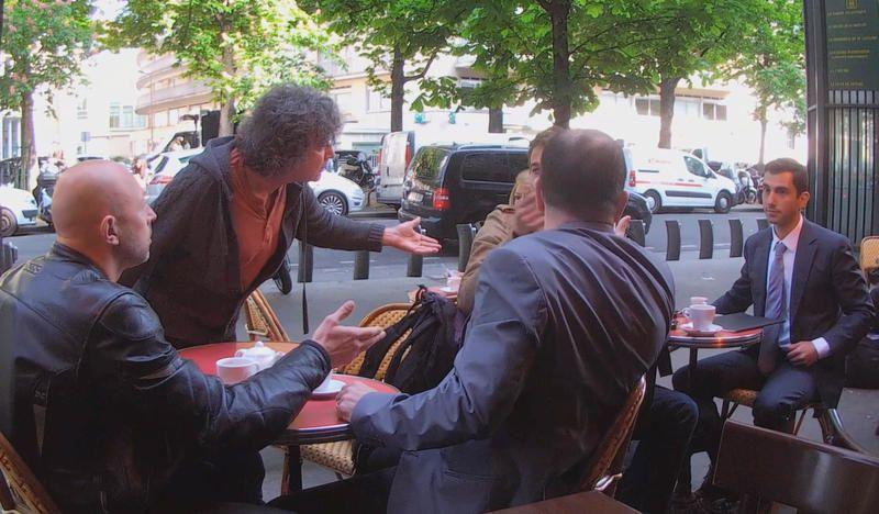 A voir lundi soir : Cam Clash sur France 4 (extraits vidéo).
