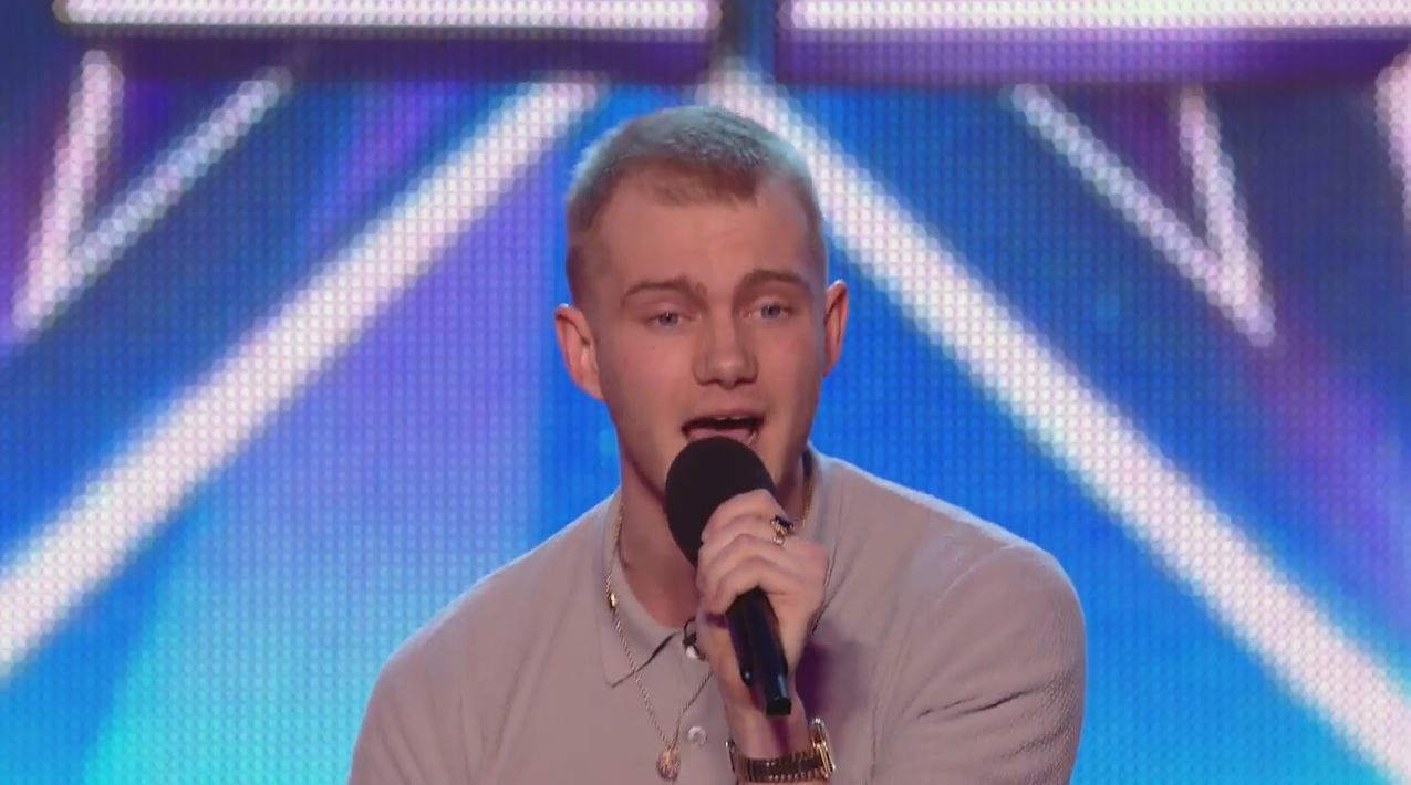 Vidéo Britain's got talent : l'audition réussie d'Ed Drewett.