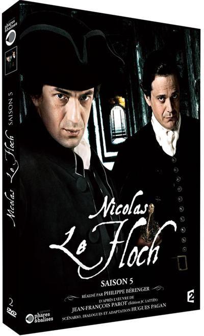Tournage d'un épisode de Nicolas Le Floch, pour France 2.