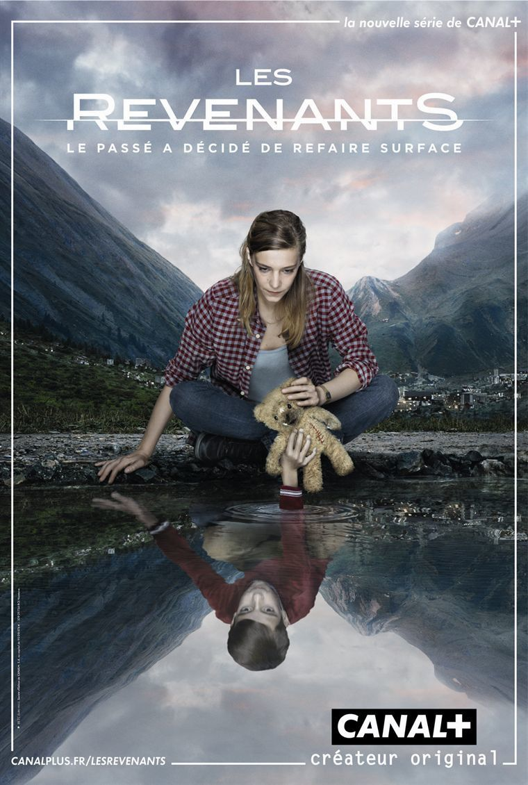 Nomination de la série Les Revenants aux TCA Awards.