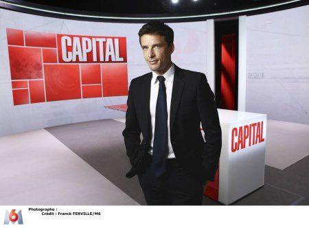 M6 rend officielle l'arrivée de François-Xavier Ménage sur la chaîne (Capital).
