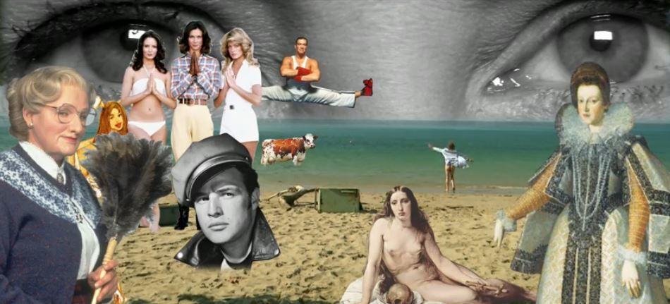 Philippe Katerine : le clip de Stripteaseuses.