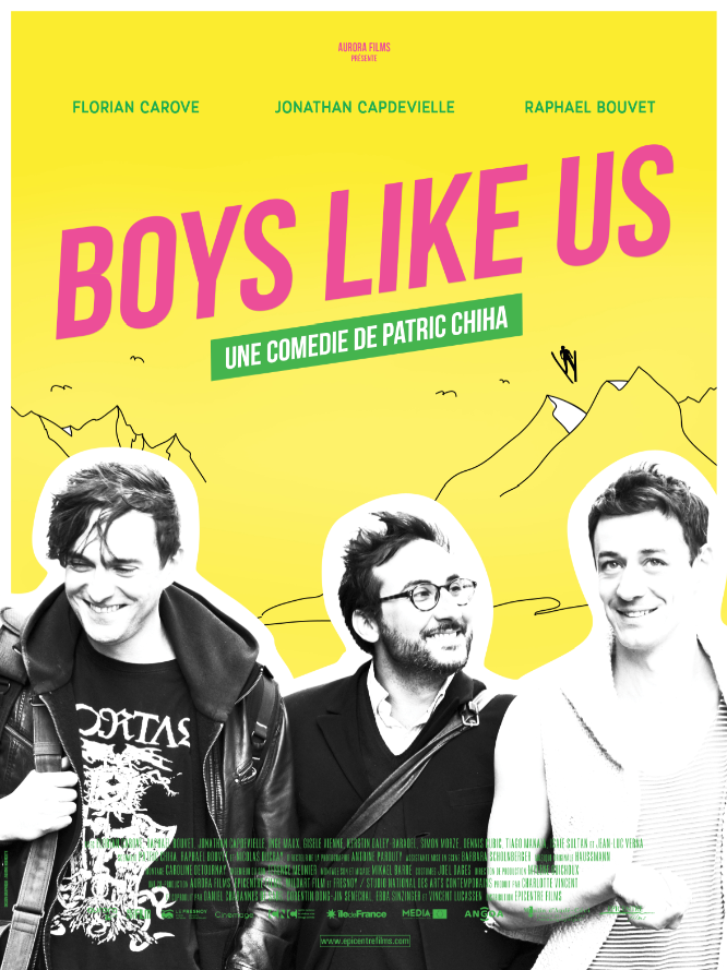 Bande-annonce du film Boys like us.
