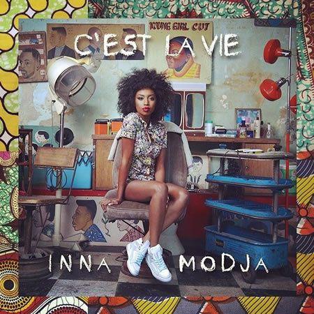 Le clip de C'est la vie, chanson d'Inna Modja.