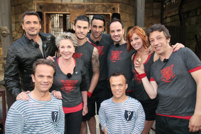 Fort Boyard au profit du Refuge le 2 août (Photos).