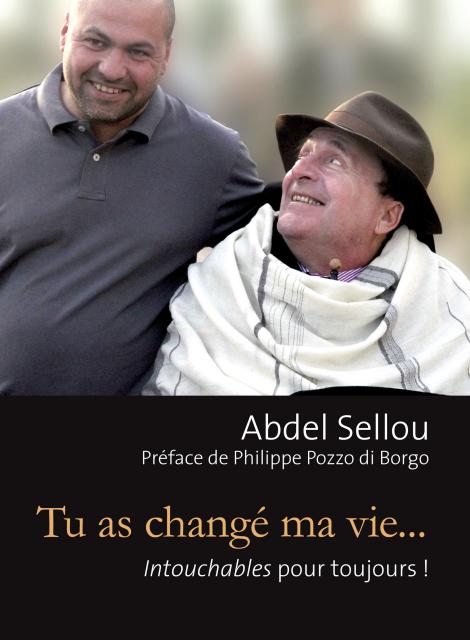 Abdel Sellou, candidat de Secret story : la véritable histoire du Driss d'Intouchables.