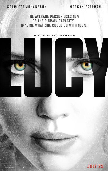Etats-Unis vendredi : Lucy, de Luc Besson, dans des milliers de salles.