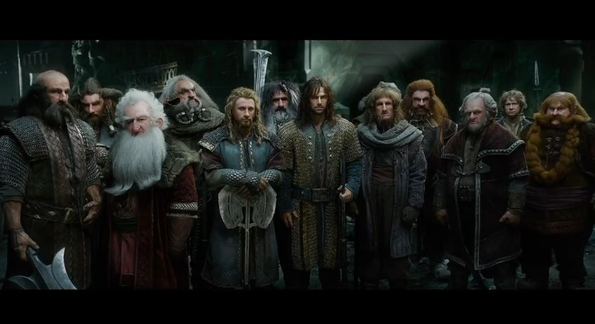 Vidéo, bande-annonce de The Hobbit: The Battle of the Five Armies.