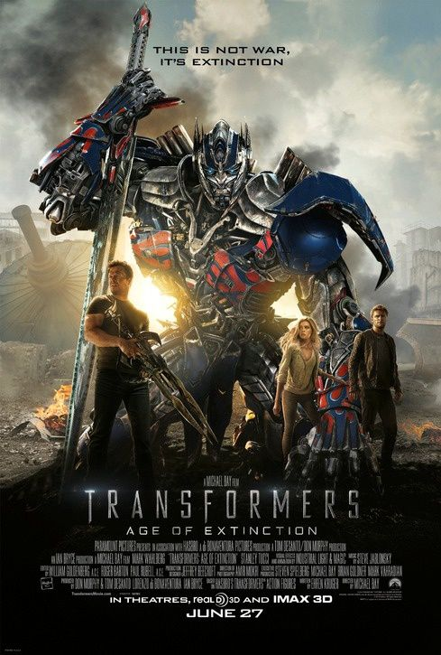 Box-office France : Transformers reste leader, faiblesse des Francis.