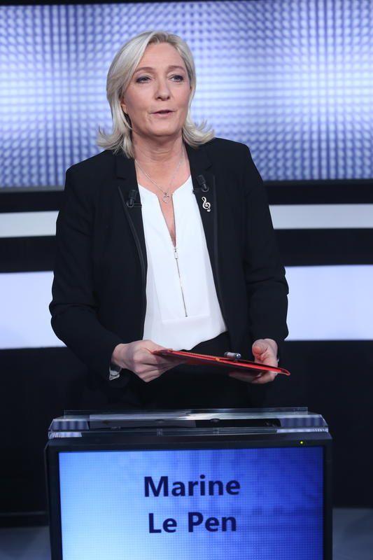 Ravis par Marine (Le Pen) : doc inédit en septembre, en première partie de soirée.