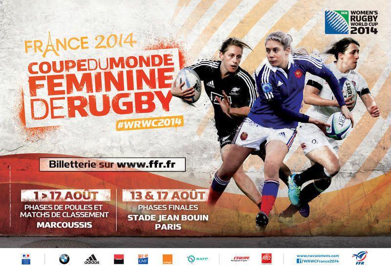 Mondial féminin de rugby : France - Afrique du Sud en direct ce soir.