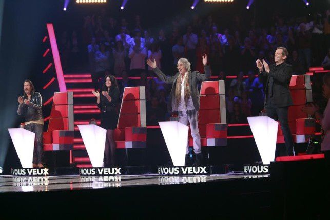 The Voice : Bertignac n'exclut pas de remettre le couvert.