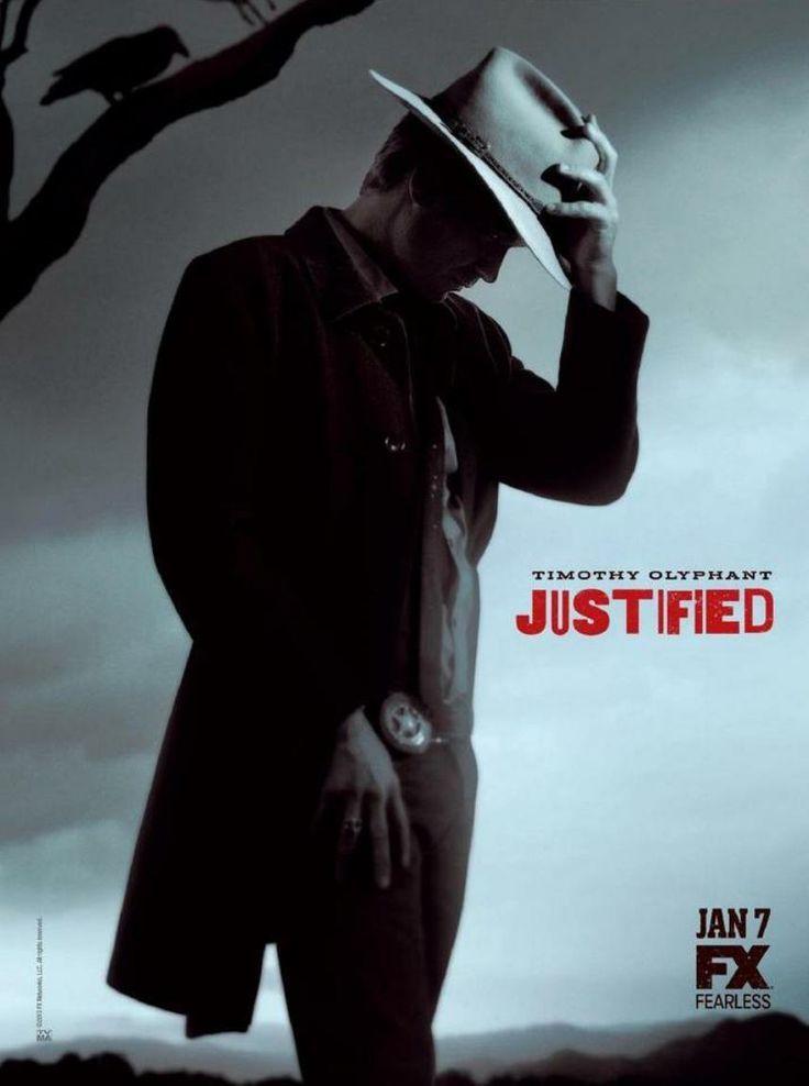Saison 5 de Justified (version française) dès le 7 septembre sur OCS.