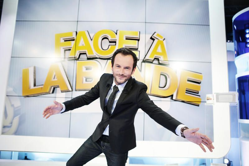 Audiences de Face à la bande : Michalak pas inquiet.