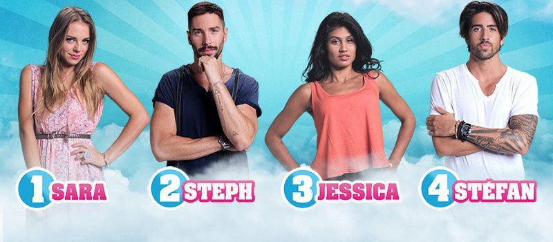 Nominations de Secret story : Stéfan et Jessica en danger.