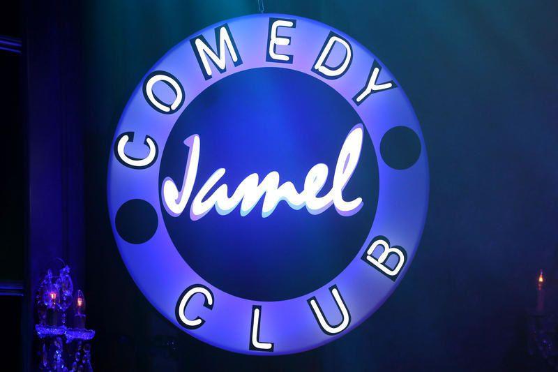 Les participants au Jamel comedy club ce samedi sur Canal+ (Hanouna et Malagré invités).