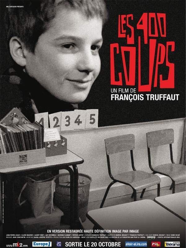 Un cycle François Truffaut sur ARTE en novembre.