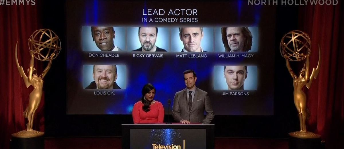 Palmarès des Emmy Awards 2014 : diffusion en direct.