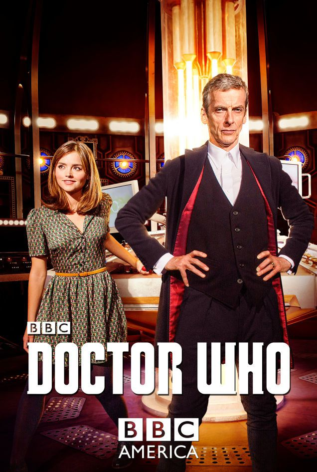 Doctor Who : la saison 8 en VOST sur iTunes France.