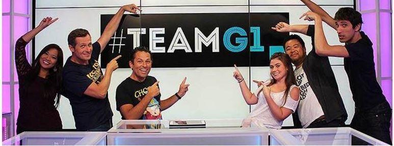 Actu Jeux vidéo : nouveau rendez-vous, Team G1.