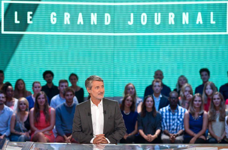Invités du Grand journal ce jeudi sur Canal+ (dont Cameron Diaz).
