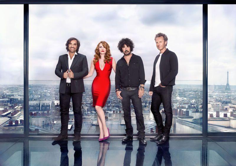 Nouvelle star, 3ème saison sur D8 : la première photo officielle des jurés.
