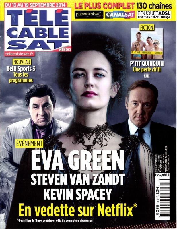 Presse : la Une des magazines télé ce 8 septembre.