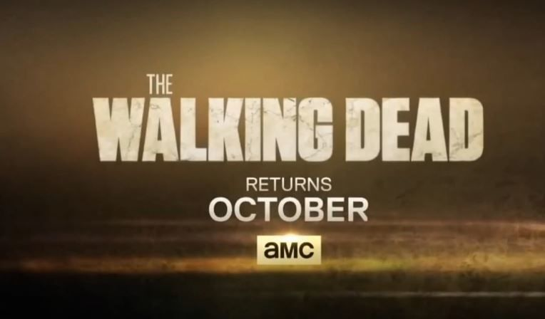 Saison 5 de The Walking Dead dès le 13 octobre sur OCS.