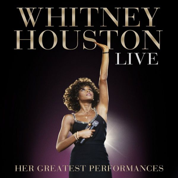 Le contenu de l'album Whitney Houston Live : Her Greatest Performances.