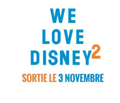 Teaser audio de l'album We love Disney 2 (Alizée, Tendre rêve).