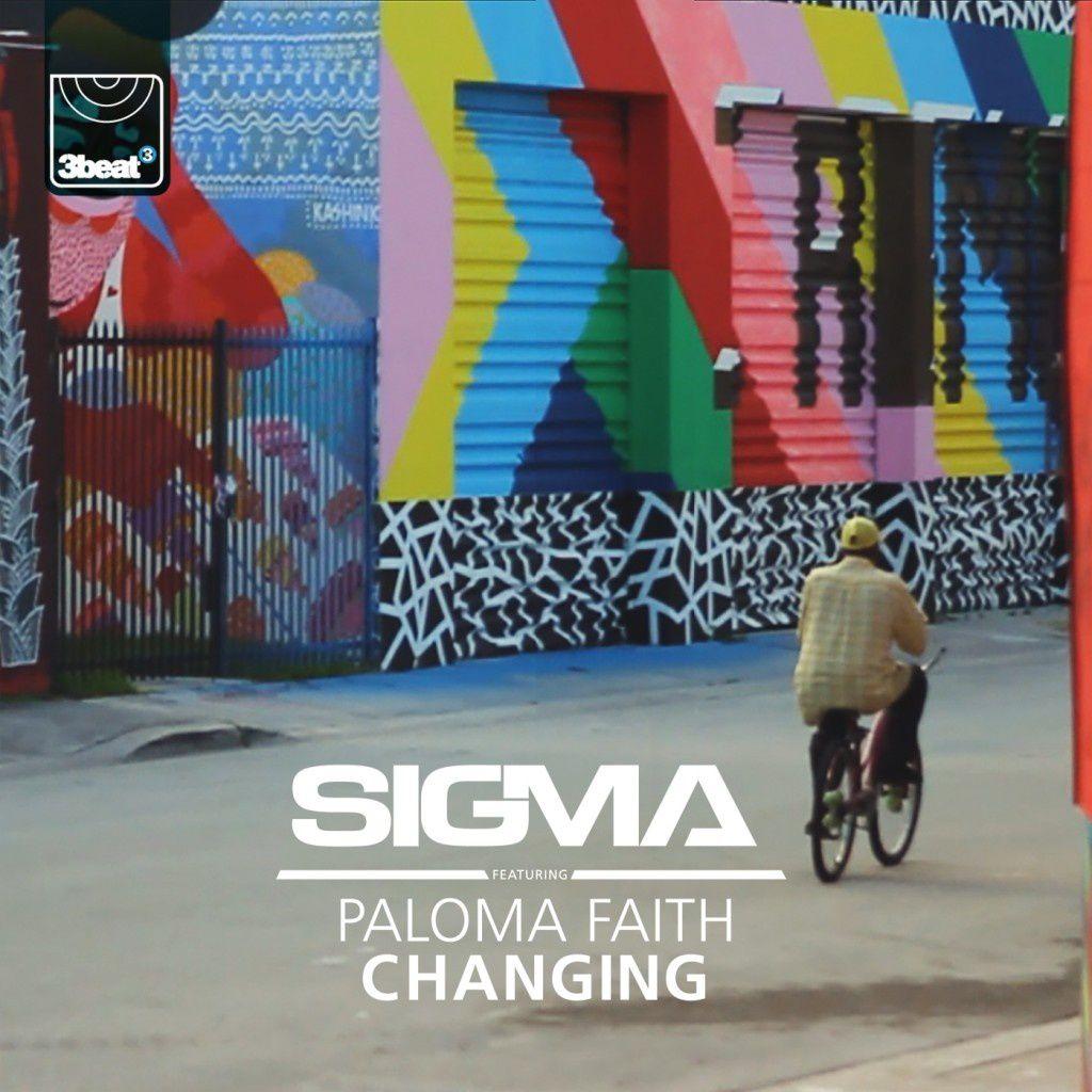 Ventes de singles en Grande-Bretagne : Sigma en tête avec Changing.
