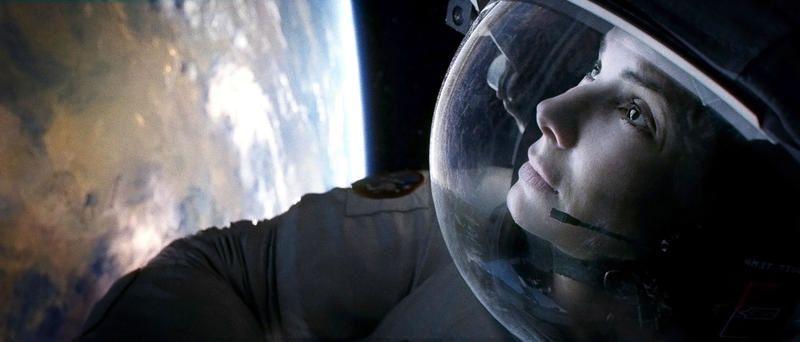 Le film Gravity dès le 1er novembre sur Canal+.