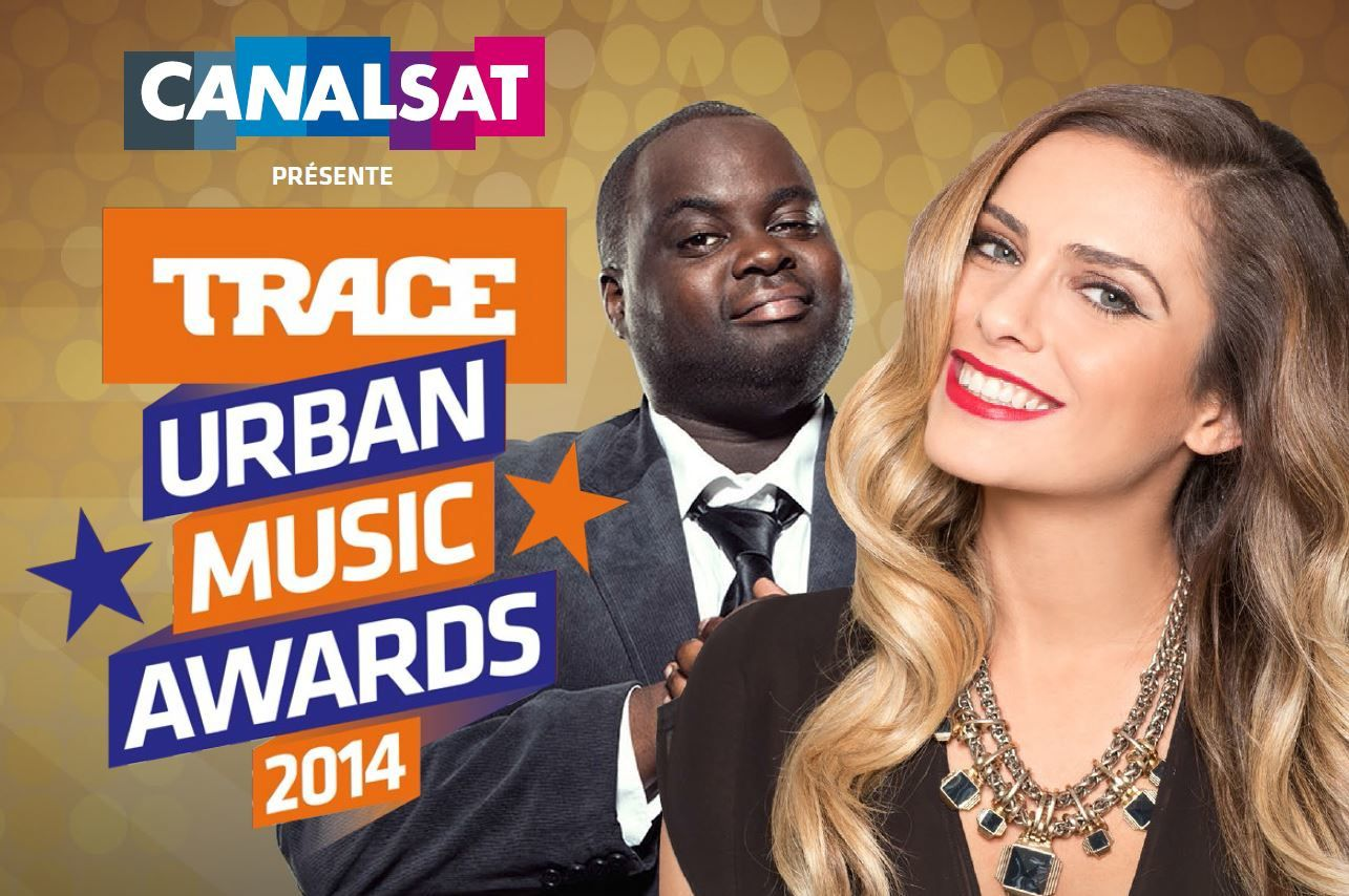 Liste des nominations des Trace Urban Music Awards 2014.