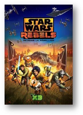 Découvrez jusque minuit l'épisode spécial de Star Wars Rebels.