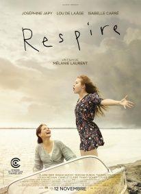 Bande-annonce du film Respire, de Mélanie Laurent.