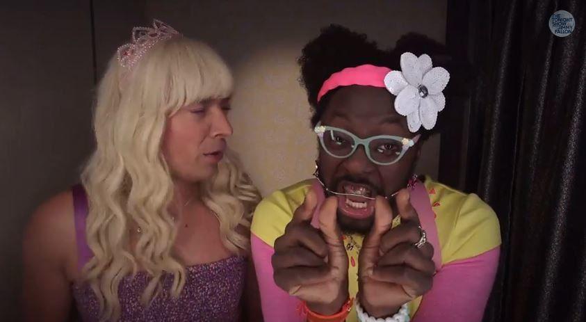Vidéo : Ew ! par Jimmy Fallon et Will.i.am.