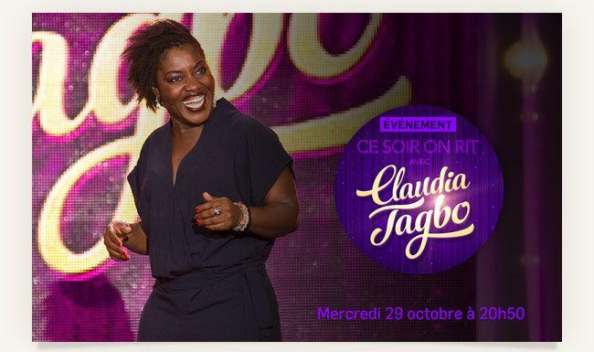 Le 29 octobre, on rit avec Claudia Tagbo &amp&#x3B; Co sur TMC.