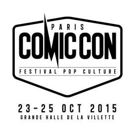Lancement du Paris Comic Con 2015 (Louis Leterrier parrain).