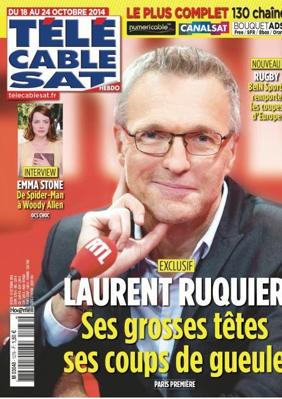 Grosses Têtes : Ruquier a appelé Bouvard mais...